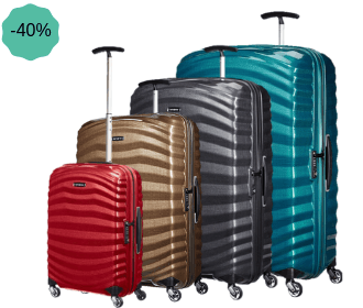 Samsonite valise Lite-shock®