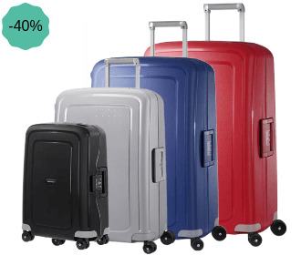 Samsonite valise S'Cure